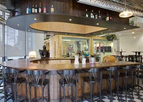 ireland office airbnb s swanky dublin offices designed to look like pub