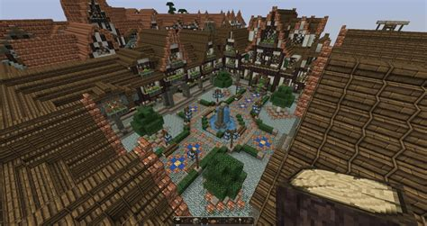 House Layout Design Maker lovely medieval square medieval town update1 with