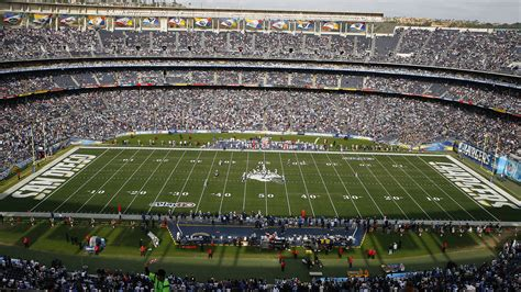 where is san diego chargers stadium san diego chargers won t exercise clause to terminate