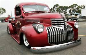 46 chevy truck cars