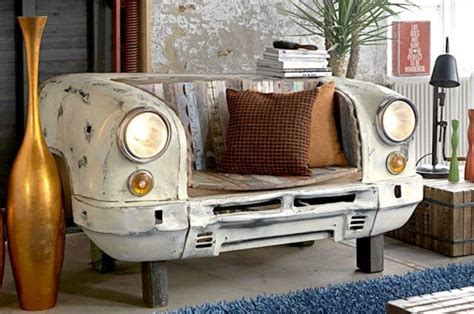 car part home decor home decor created from old car parts will transform your
