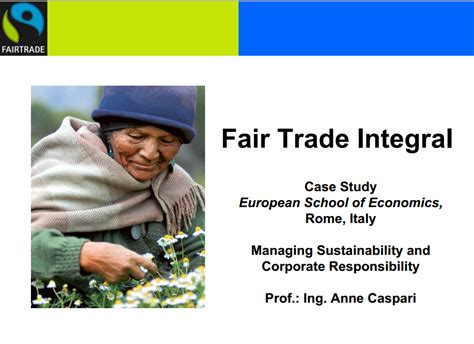 Mba Fair Trade by Courses Mba Msc Mindshift