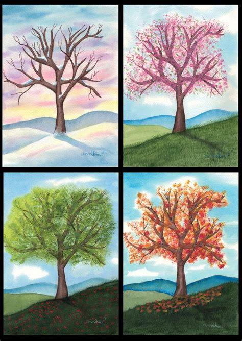 Painting 4 Seasons by Best 25 Four Seasons Ideas On Four Seasons