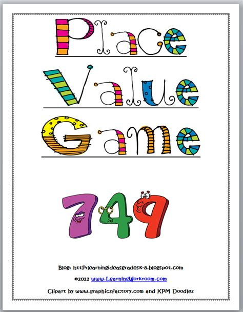 printable math games on place value online place value games grade 2 kathyu0027s first grade