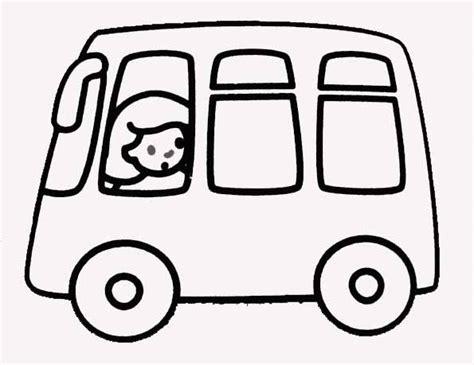 Coloriage 195 Dessiner De Bus 195 Imprimer