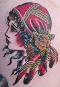 gypsy tattoo images amp designs