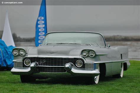 Cadillac Le Mans by 1953 Cadillac Le Mans Concept At The 58th Annual Pebble
