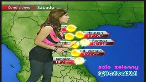 pronostico del tiempo tijuana zelenny ibarra s 225 bado 03 de marzo 2012 milenio tv