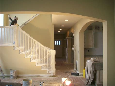 painting inside interior exterior painting services demcor contracting ltd
