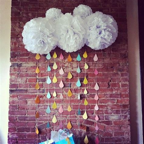 love rain themes rain clouds party ideas pinterest showers rain