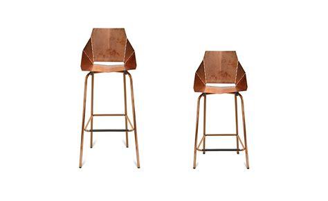 blu dot bar stool real good stool hivemodern com