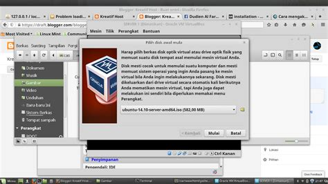 membuat server vps ubuntu membuat server local dengan ubuntu server dengan