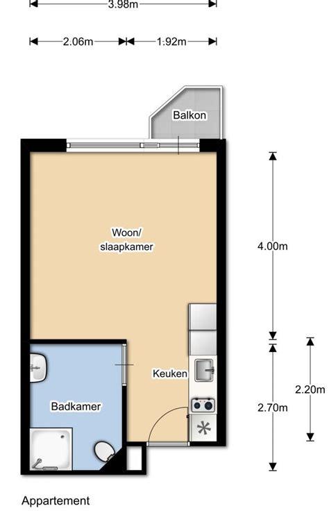 Wat Is Een Aanleunwoning by Wzh Schoorwijck Plattegronden Appartementen