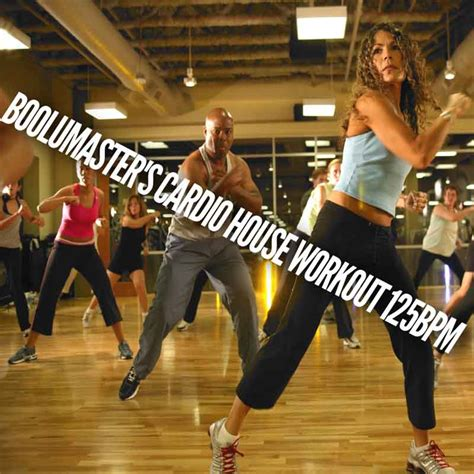 house workout music cardio house workout 125 bpm new mix release boolumaster