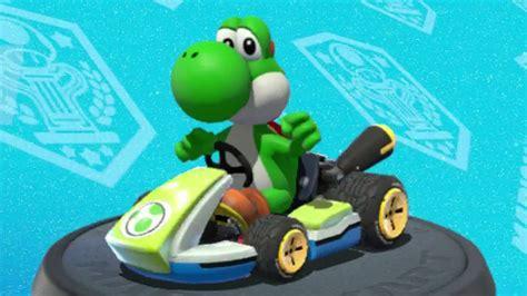 Yoshi Mariokart7 yoshi every mario kart 8 deluxe character ranked rolling