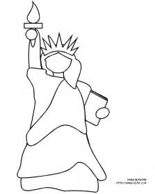 statue of liberty coloring page how to draw the statue of liberty easy pictures 2 apps