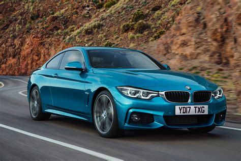 2018 bmw 4 series and m4 models now available in the uk