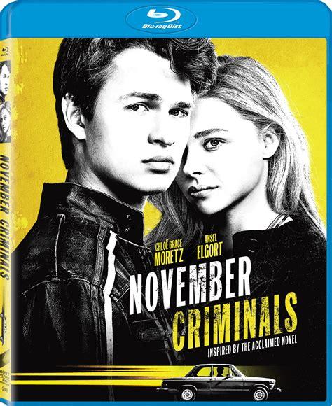 november criminals november criminals dvd release date january 9 2018