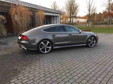 Audi Rs7 Technische Daten by Audi Rs7 Kompletter Umbau A7 3 0 Tdi Quattro 21 Tolle