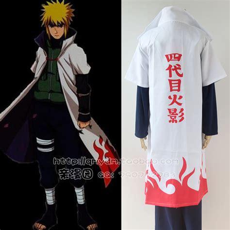 Hoodie Keren Anime Minanto N 24 sale anime costume 4th hokage cloak robe white cape dust coat free