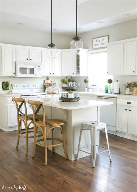 modern farmhouse kitchen progress on my modern farmhouse kitchen house by hoff