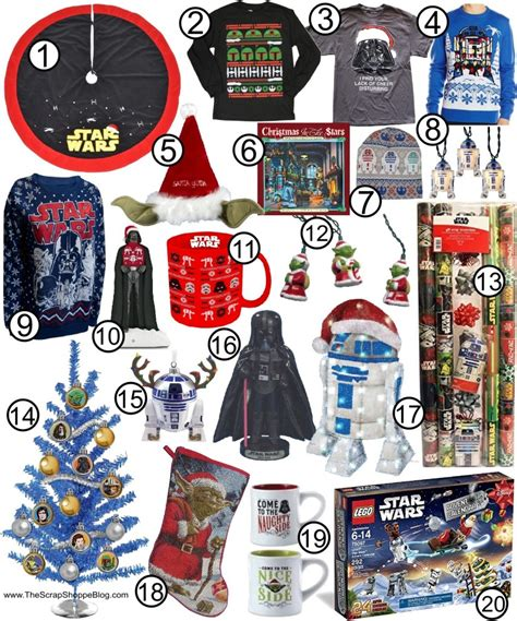 wars gifts wars gift guide the scrap shoppe