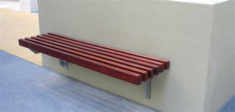wall bench seat bench seat wall mounted urban ff