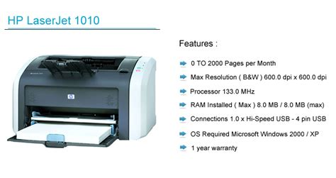 Printer Hp Jet 1010 products