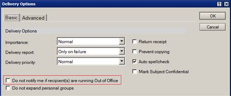 lotus notes smtp lotus notes smtp mechanism to disable out of office