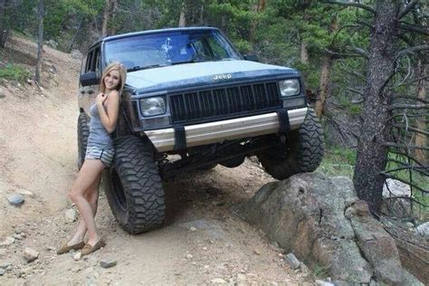 Jeep Xj Forums Whatta Cutie Shes Pretty To Lol And Xj S