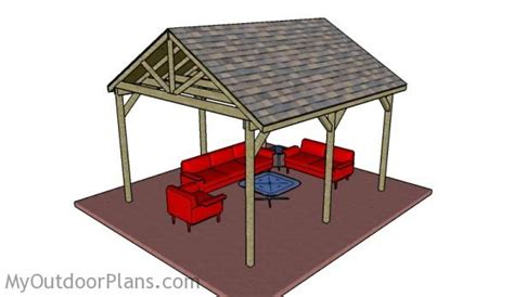 Backyard Bbq Troy Ohio Outdoor Bbq Pavilion Plans House Design And Decorating Ideas