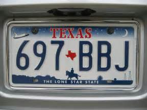 transferring a number plate to a new car no license plate no problem frisco dwi lawyer