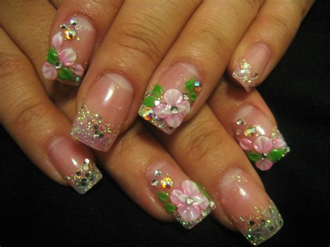 getting nails done beautyrushx3 glitter nails get your nails done for