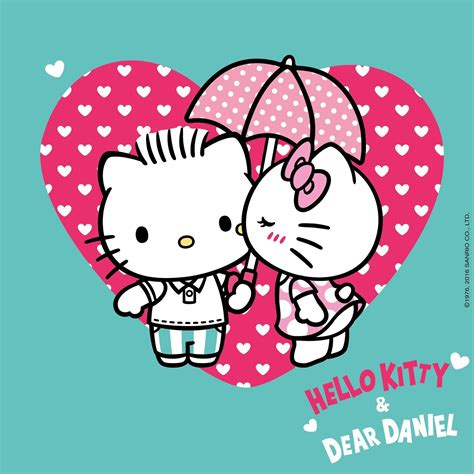 wallpaper hello kitty and daniel hello kitty valentines day wallpaper 59 images