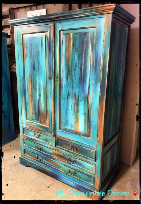 distressed cabinets painting techniques best 25 distressed furniture ideas on pinterest diy