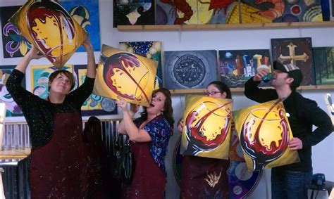 paint with a twist robinson what to do in pittsburgh on january 16th