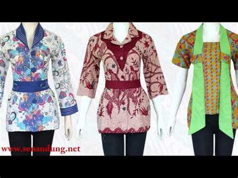 Airin Tunik clip hay model baju batik kerja d2vf7zy35fg xem clip hay nhất 2016 2017