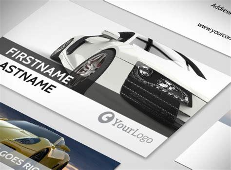 Luxury Auto Dealer Business Card Template Car Dealer Business Cards Templates