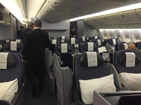 United Airlines Fleet Boeing 777-200/ER Details and ... United Airlines 777 Interior