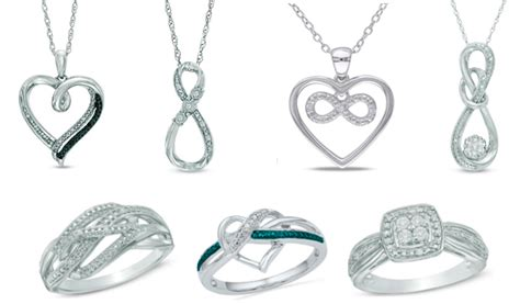 Zales S Day Rings Zales Necklaces And Rings Only 23 99 Reg 119
