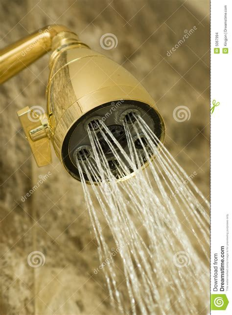 What Is The Golden Shower by Shower Stock Images Image 5067994