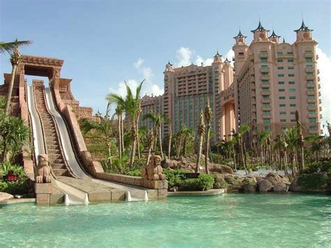 hotel atlantis bahamas atlantis all inclusive hotel a video tour youtube