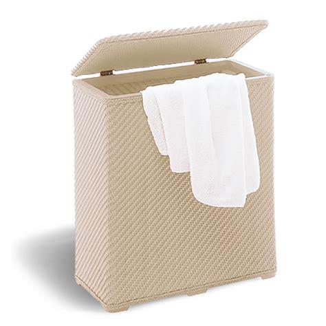porta biancheria ikea porta biancheria gedy in resina beige facile da pulire