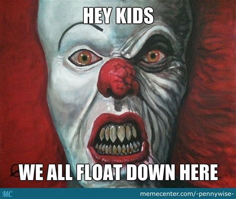 Clown Memes - pennywise the clown quotes quotesgram
