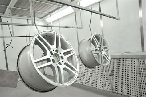 spray painting wheels spray painting alloy wheels alloys