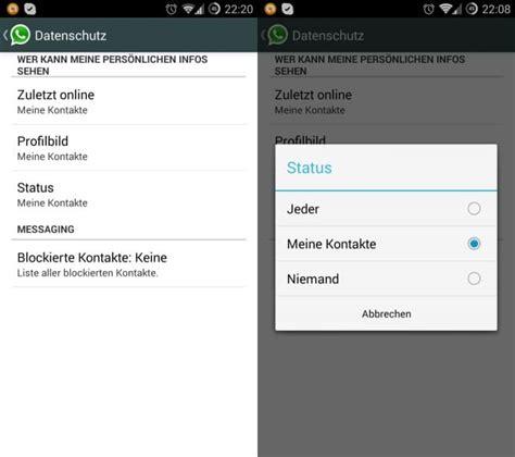 Whatsapp Basic Tutorial   datenschutz einstellungen bei whatsapp