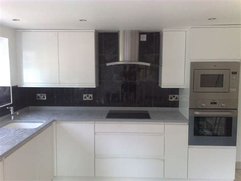 black walls tiles in new kitchen 171 tiler in stockport black is back daley decor with debbe daley