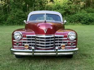 500ci Cadillac Purchase Used 1947 Cadillac Fleetwood 500ci In Rehoboth