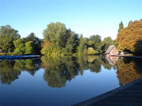 Boating Lake Battersea Park | London Photo Areas and Routes