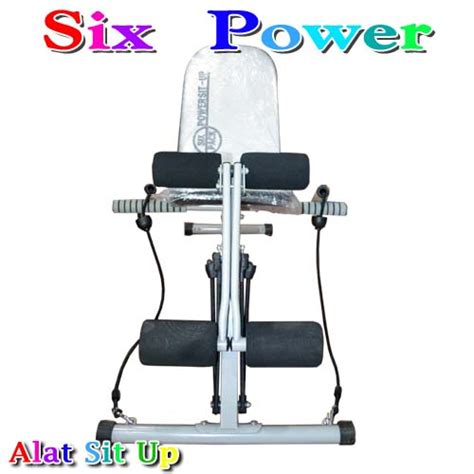 Juicer Di Jaco six power alat sit up pelangsing badan indo home